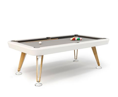 RS Barcelona Diagonal American Pool Table - 7ft, 8ft