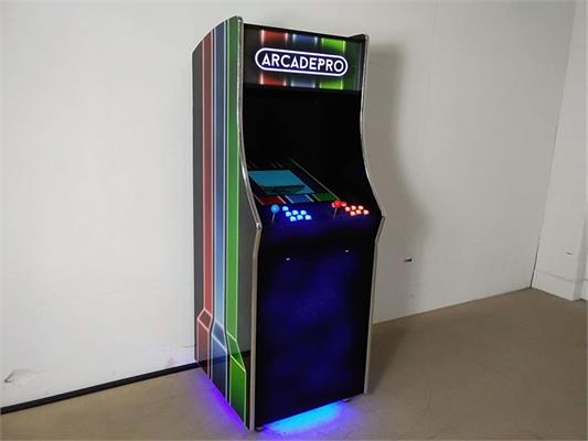 ArcadePro Jupiter 5794 Arcade Machine: Warehouse Clearance