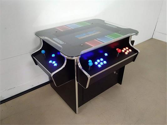 ArcadePro Neptune 1162 Cocktail Arcade Machine: Warehouse Clearance
