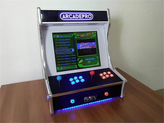 ArcadePro Venus 1299 Bar Top Arcade Machine 1: Warehouse Clearance