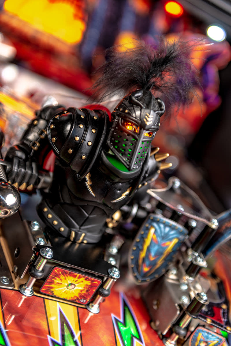 Black Knight: Sword of Rage Pinball Machine (Pro) - Black Knight