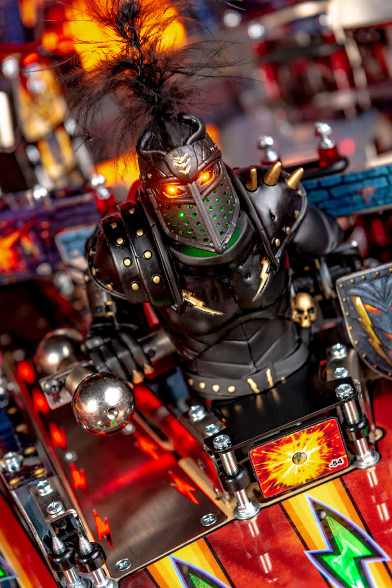 Black Knight: Sword of Rage Pinball Machine (LE) - Black Knight
