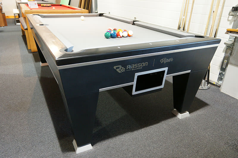 Signature Viper American Pool Table - In Showroom