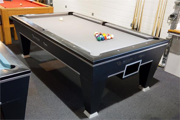 Rasson Viper Contactless American Pool Table: 7ft