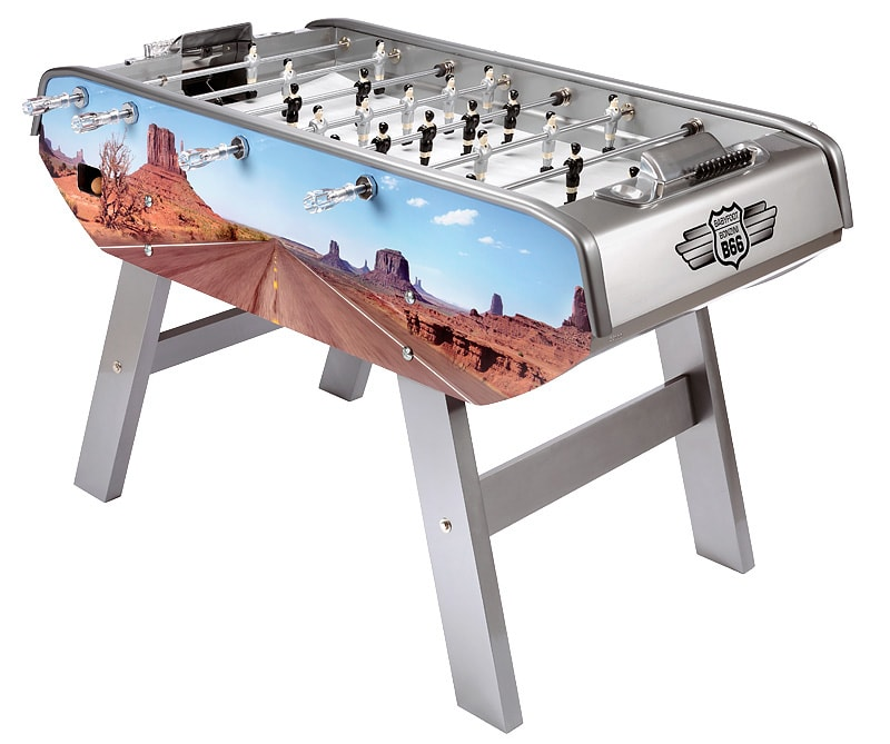 An image of Bonzini Classic B90 Route 66 Football Table