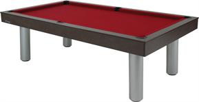 Longoni Fire Wenge Pool Table - 7ft, 8ft