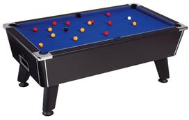 Omega Pool Table: All Finishes - 6ft, 7ft