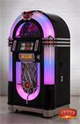 Sound Leisure SL15 Slimline Jukebox - Black Ash