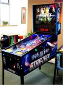 Star Trek Pinball Machine Pro