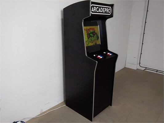 ArcadePro Invader 619 Upright Arcade Machine: Warehouse Clearance