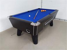 Supreme Winner Pool Table: Black - 7ft: Warehouse Clearance