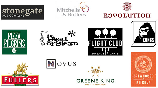 Our Commercial Pub And Restaurant Partners