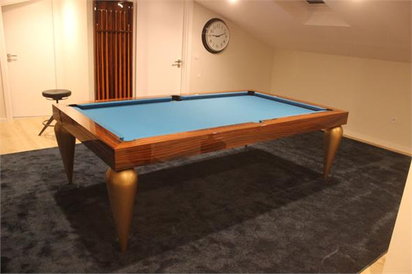Bilhares Europa Branzi Pool Table