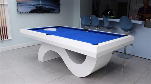 Bilhares Europa Picasso Pool Table