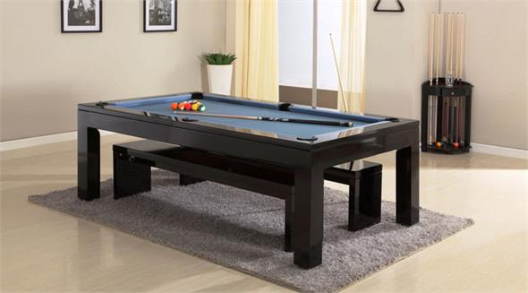 Bilhares Europa Queen Pool Table
