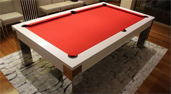 Bilhares Europa Queen Luxury Pool Table