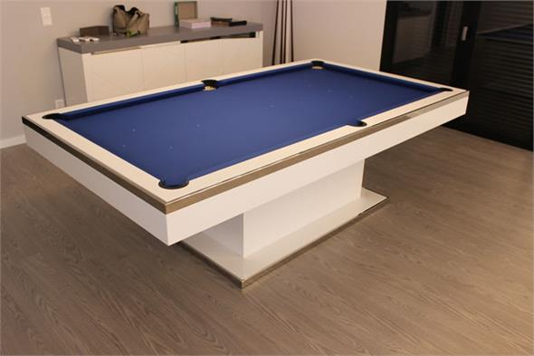 Bilhares Europa Scarlet Pool Table