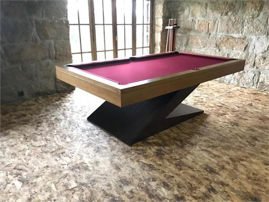 Bilhares Europa Zen Pool Table