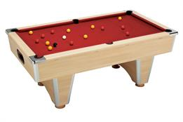 Elite Pool Table: Oak - 7ft: Special Offer