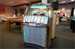 Wurlitzer 1900 Centennial Jukebox with Wall Box