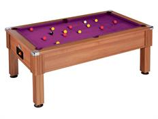Emirates Pool Table: Walnut - 6ft, 7ft