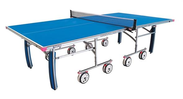 Butterfly Outdoor Garden Rollaway 5000 Table Tennis Table