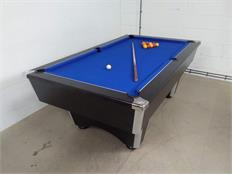 Signature Champion Pool Table - Black - 7ft: Warehouse Clearance