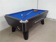 Supreme Winner Pool Table: Black - 7ft: Warehouse Clearance 73