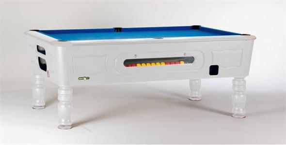 Sam Balmoral Coin-Op Pool Table - 6ft, 7ft