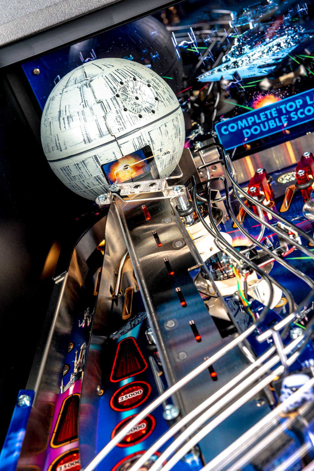 Star Wars Pin Pinball Machine - Death Star