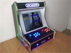 ArcadePro Venus 2260 Bar Top Arcade Machine 4: Warehouse Clearance