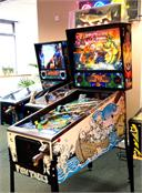 Fish Tales Pinball Machine