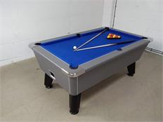 Signature Tournament Pool Table: Onyx Grey - 7ft - Warehouse Clearance
