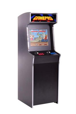 GamePro Invader 120 Upright Arcade Machine