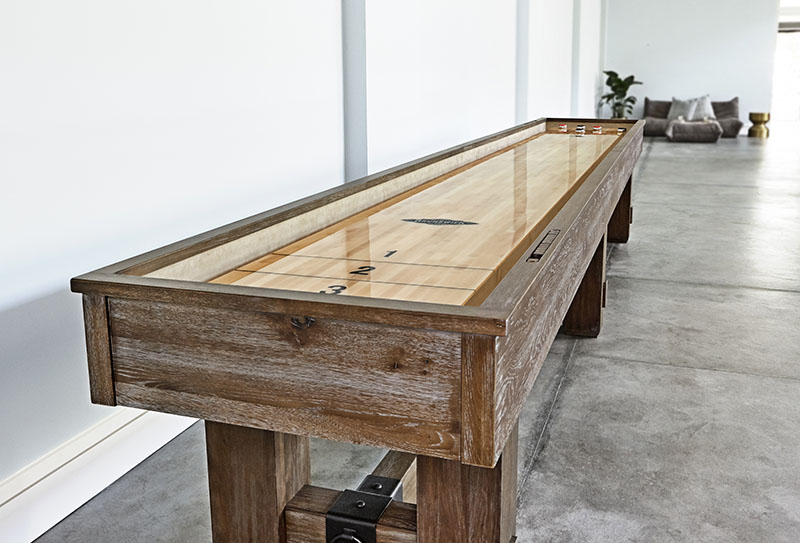 Brunswick Merrimack Shuffleboard - In Room