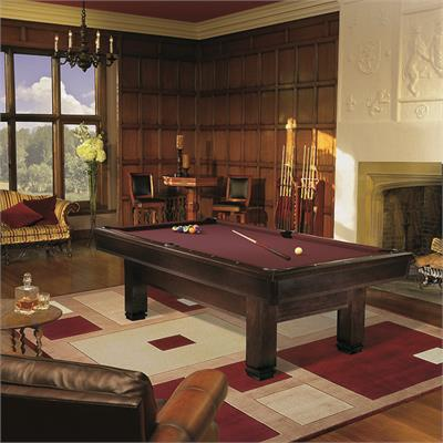 Brunswick Bridgeport American Pool Table - 8ft