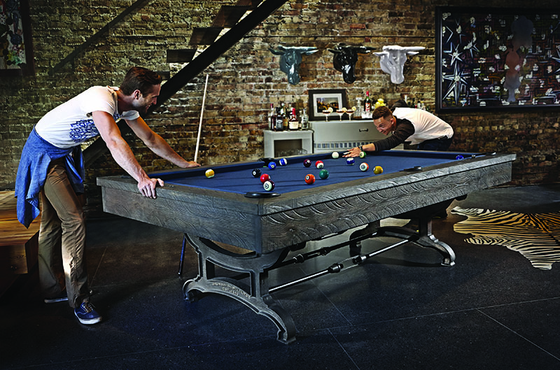 Pool Table 8ft 9ft