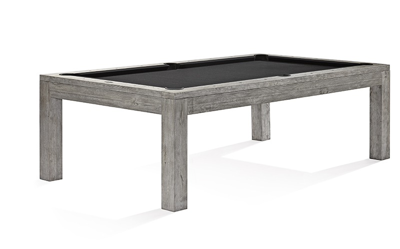 Brunswick Sanibel American Pool Table - Rustic Grey