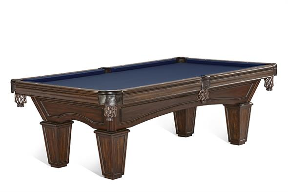 Brunswick Glenwood American Pool Table in Tuscana - 8ft