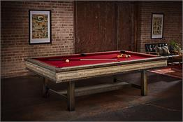 Brunswick Edinburgh American Pool Table - 8ft