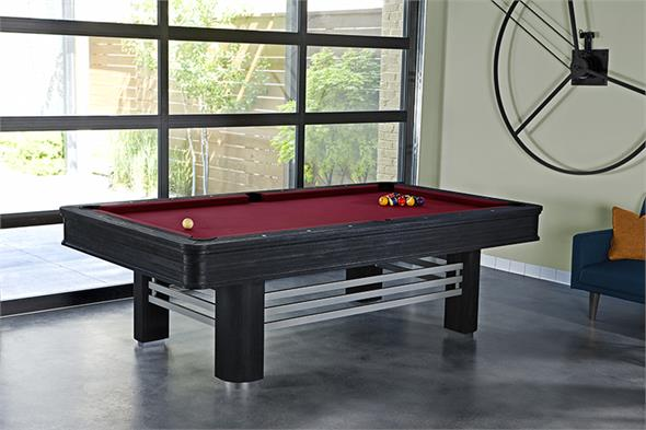 Brunswick Brooklyn American Pool Table - 8ft