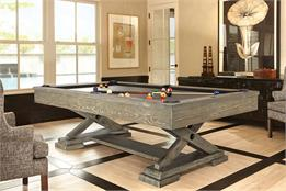 Brunswick Brixton American Pool Table - 8ft, 9ft