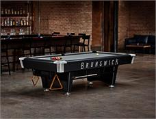 Brunswick Black Wolf Pro American Pool Table - 7ft, 8ft, 9ft