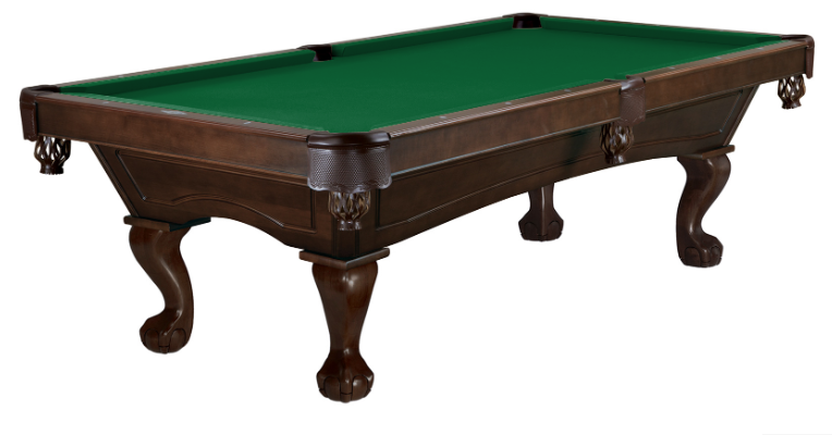 Brunswick Allenton American Pool Table - Espresso