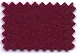 Hainsworth Smart Cloth - Maroon