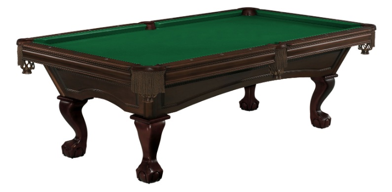 Brunswick Glenwood American Pool Table - Espresso