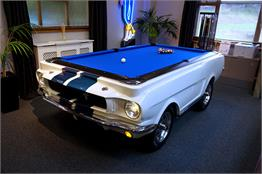 Shelby GT-350 1965 Car Pool Table
