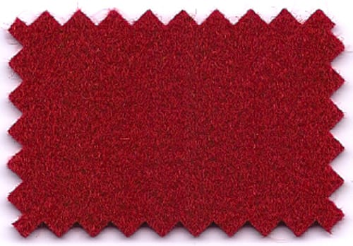 An image of Hainsworth Smart Cloth - Windsor Red