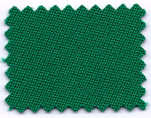 An image of Hainsworth Elite Pro Pool Table Cloth - American Green |