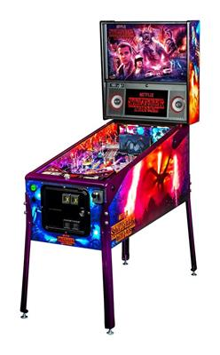 Stranger Things LE Pinball Machine
